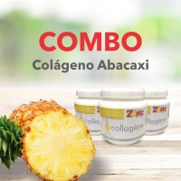 Combo Colágenos Abacaxi
