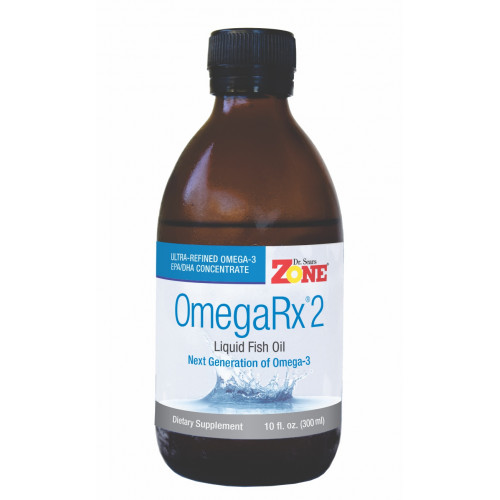 OmegaRx 2 - Líquido 300ml (Ômega 3 Ultraconcentrado)