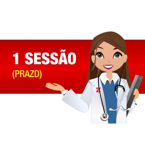 PRAZD - 1 SESSÃO (Programa de Reeducação Alimentar Zone Diet)