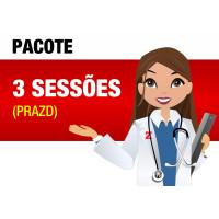 PRAZD - 3 SESSÕES - Pacote (Programa de Reeducação Alimentar Zone Diet)