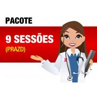 PRAZD - 9 SESSÕES - Pacote (Programa de Reeducação Alimentar Zone Diet)
