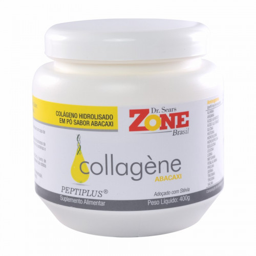 Collagène Abacaxi (400g)